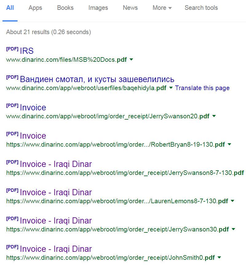 Dinar Inc STILL HACKED - Pumping the Revaluation - Dinarian Dies Dinar_10