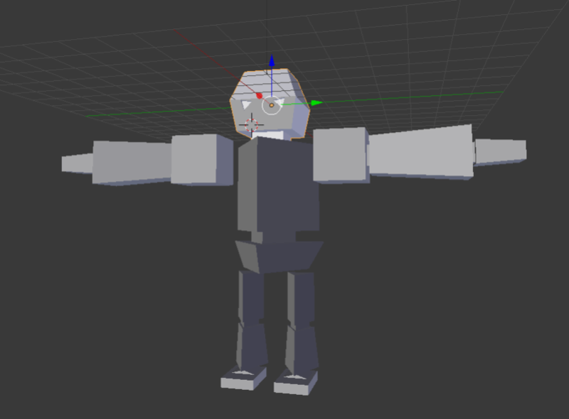 3D Animator Collaboration? Robot110