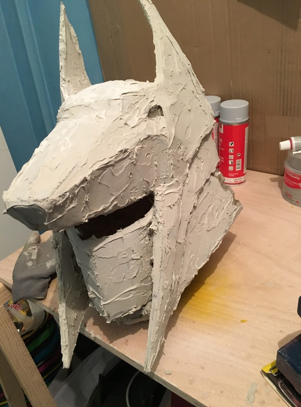 Tuto casque arcaniste papercraft masque du chacal aveugle Img_4812