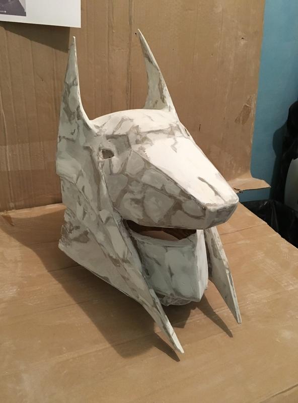 Tuto casque arcaniste papercraft masque du chacal aveugle Img_4912