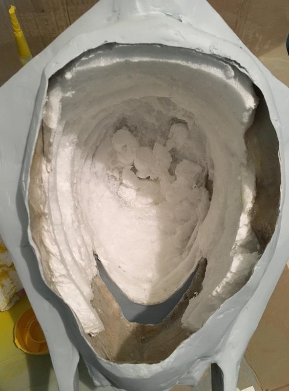 Tuto casque arcaniste papercraft masque du chacal aveugle Img_4917