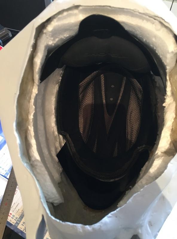 Tuto casque arcaniste papercraft masque du chacal aveugle Img_4918