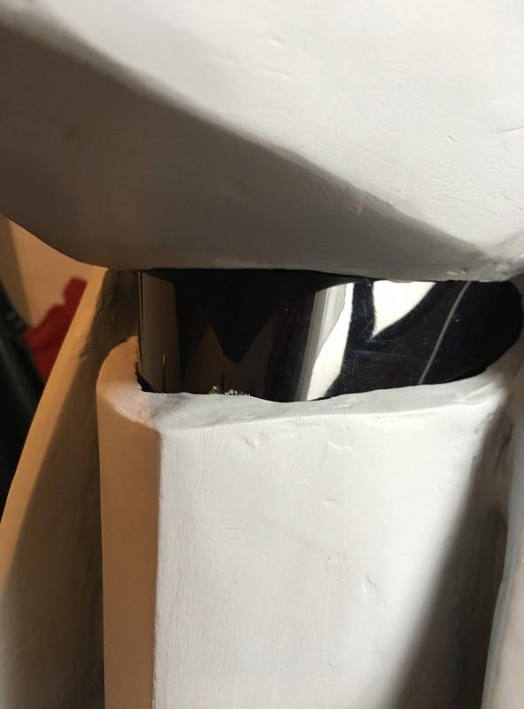 Tuto casque arcaniste papercraft masque du chacal aveugle Img_4922