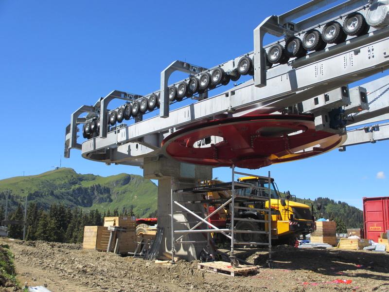 """Construction de télésièges dans le domaine """"Diablerets-Villars-Gryon (Suisse)"""" - Page 2 07410"""