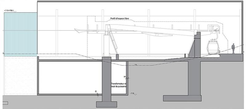 Remplacement de la télécabine d'Isneau (Suisse) 37f71818