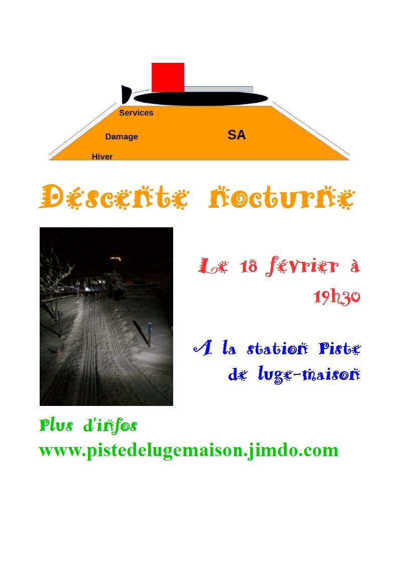 Piste de luge-maison (infos etc) - Page 2 Affich12