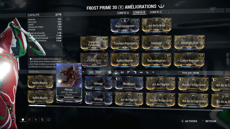 Frost Prime- Spécial protection haut level - 2 Forma ( Popeye du 93 )  Screen10