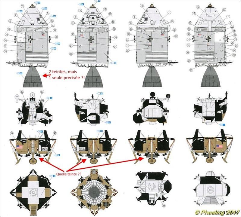 Apollo 13, l'histoire d'une réussite - Conversion [Dragon, 1/72] - Page 2 800_pl11