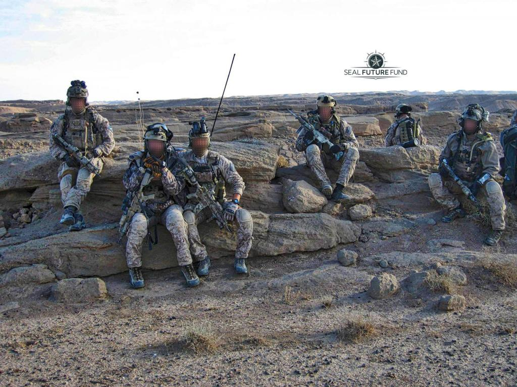 Hunting Camouflages used by Soldiers 15968711