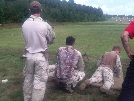 Hunting Camouflages used by Soldiers 20110910