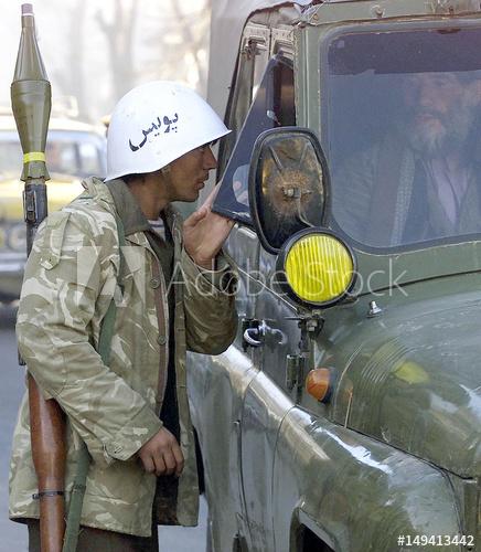 Soviet Helmet used by Afghan police 500_f_11