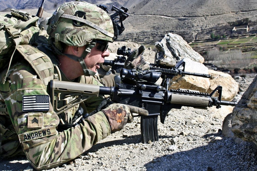 Hunting Camouflages used by Soldiers 63929410