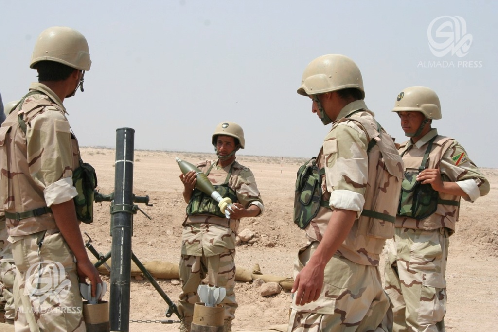Post-Invasion Black Iraqi Body Armor Vest 653710