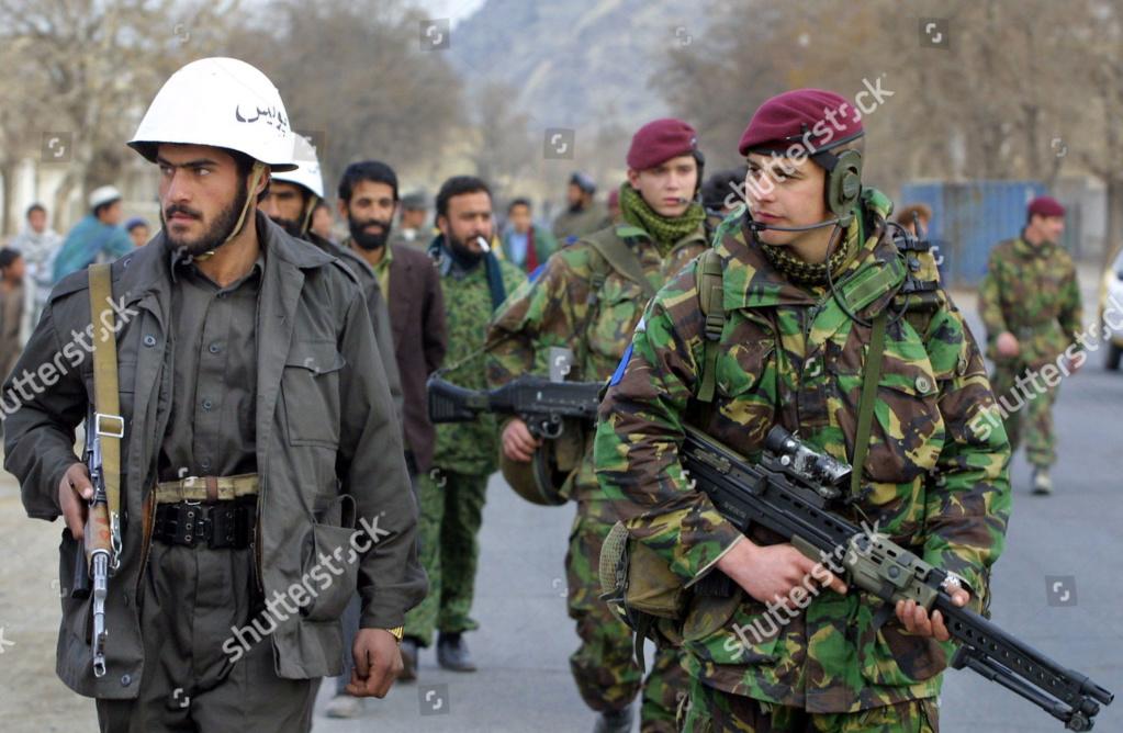 Soviet Helmet used by Afghan police Afghan11