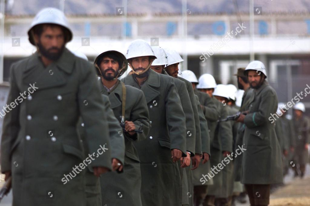 Soviet Helmet used by Afghan police Afghan16