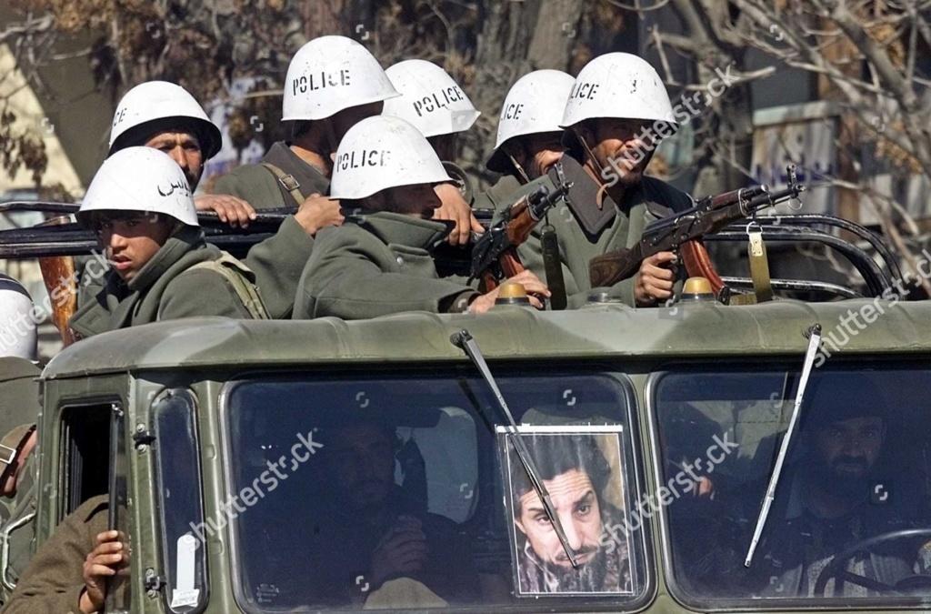 Soviet Helmet used by Afghan police Afghan17