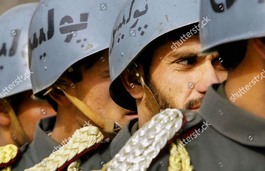 Soviet Helmet used by Afghan police Afghan20