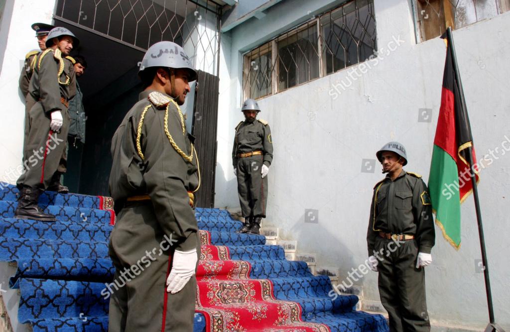 Soviet Helmet used by Afghan police Afghan21