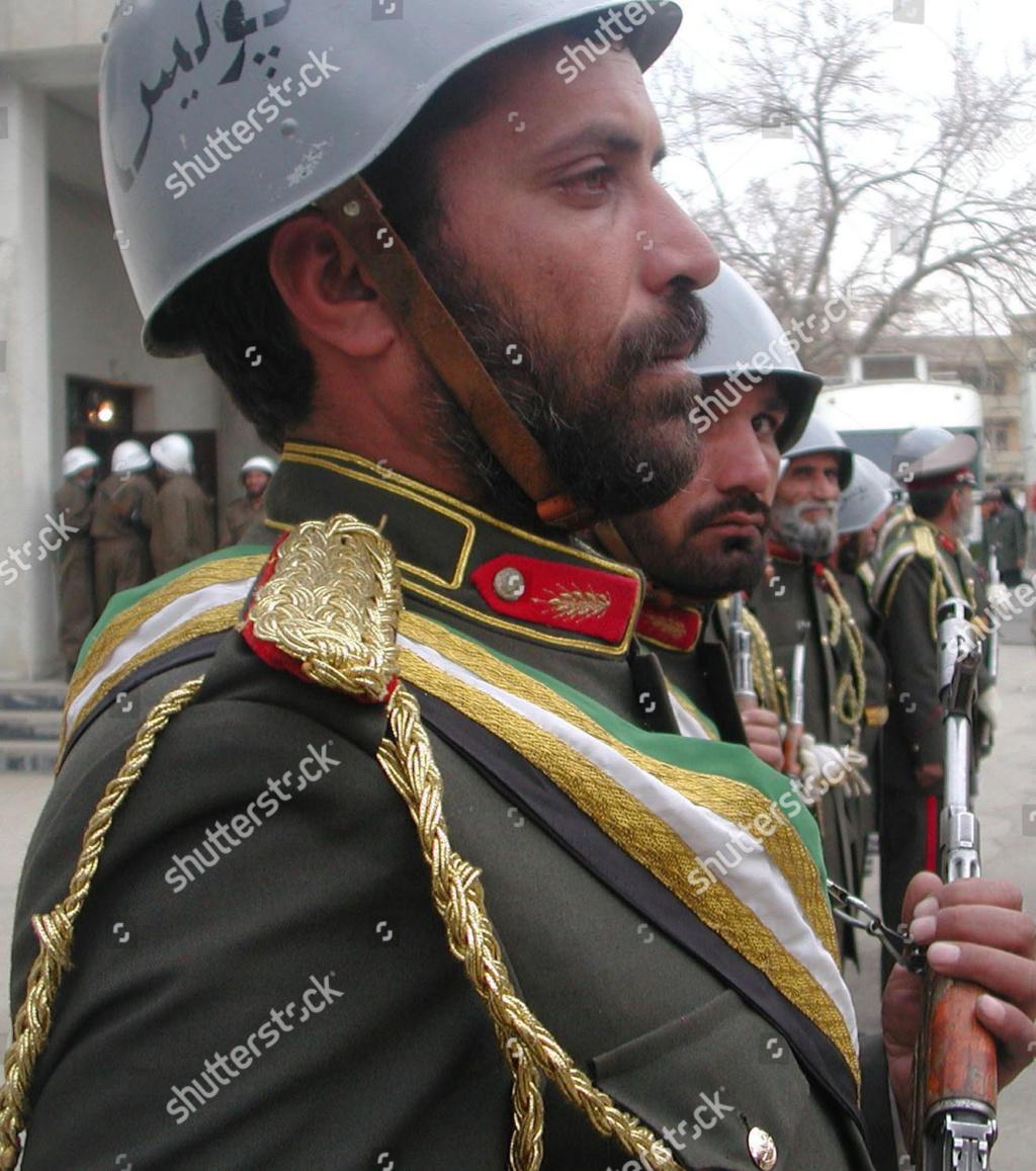 Soviet Helmet used by Afghan police Attack10