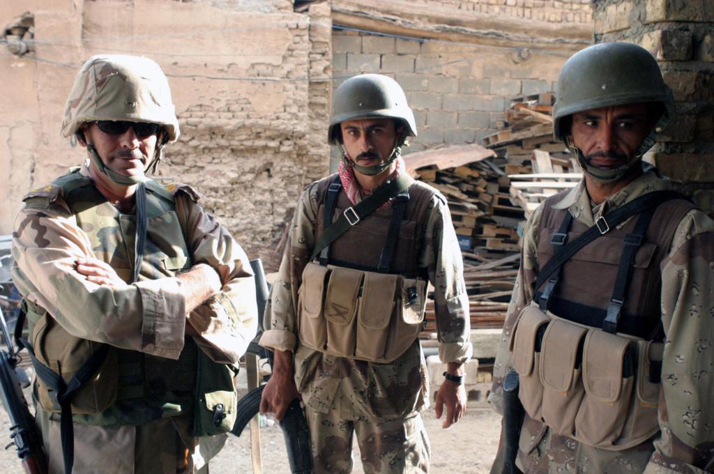 Iraqi Tan AK Chest Rig Dm-sd-20