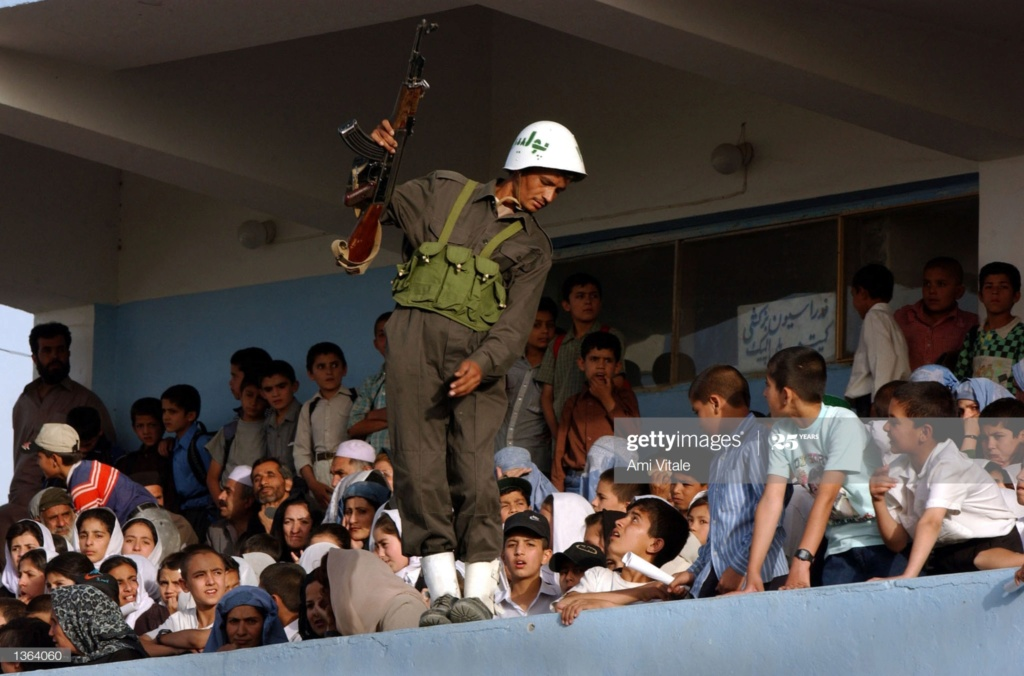 Soviet Helmet used by Afghan police Gettyi20