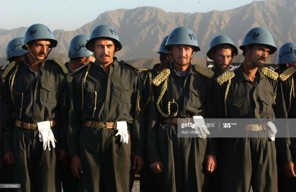 Soviet Helmet used by Afghan police Gettyi22