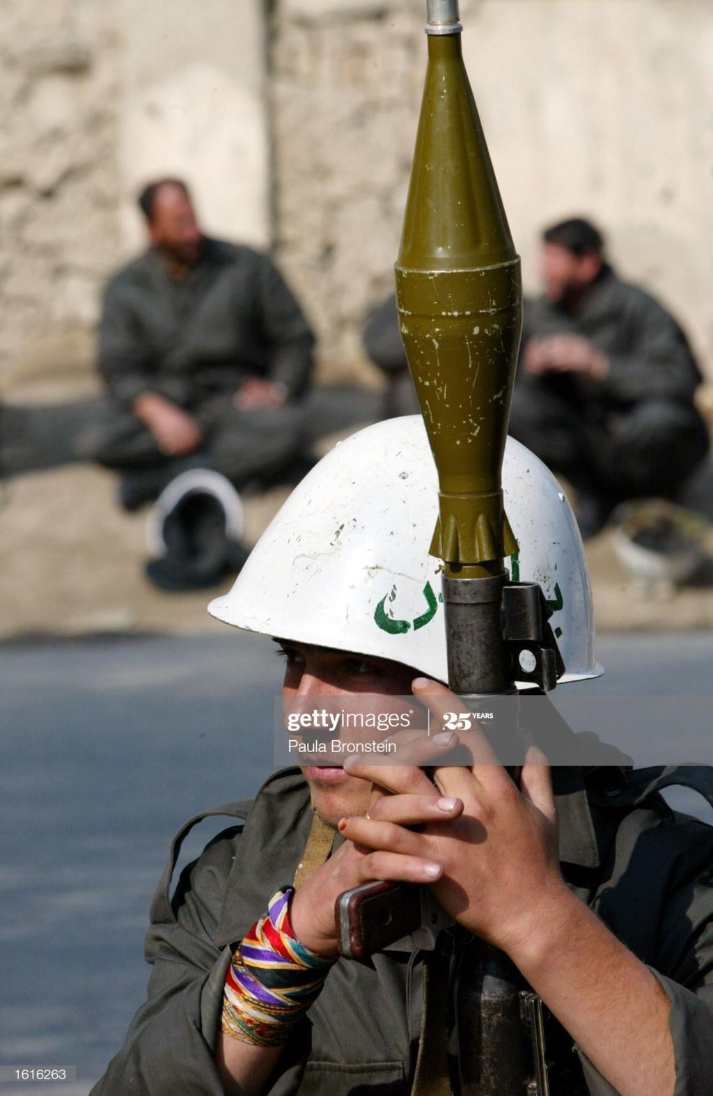 Soviet Helmet used by Afghan police Gettyi24