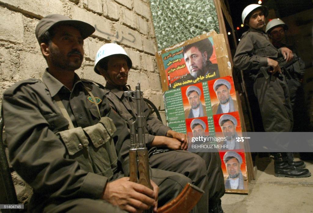 Soviet Helmet used by Afghan police Gettyi27