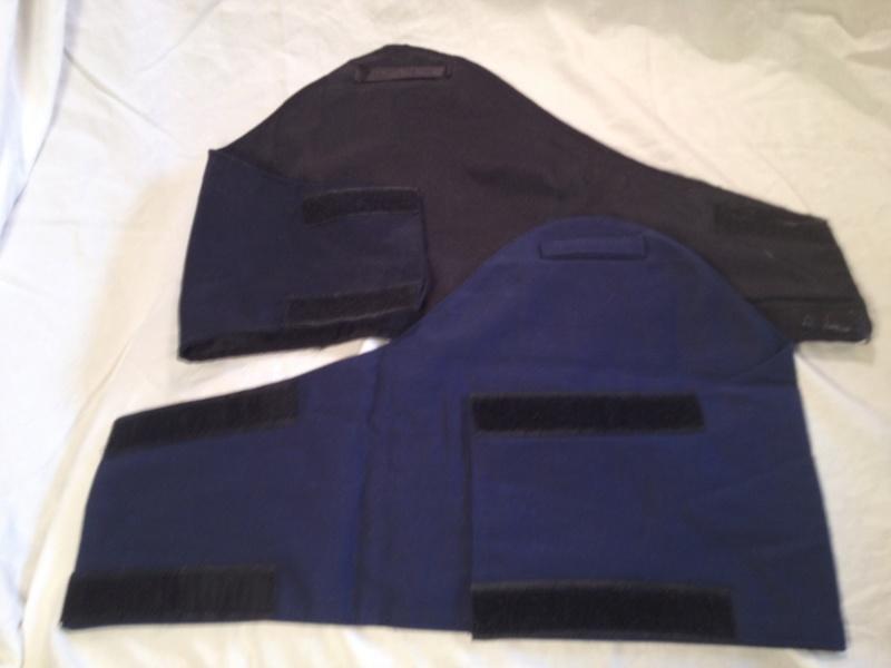 Two Iraqi Police Armbands/Brassards Img_2510