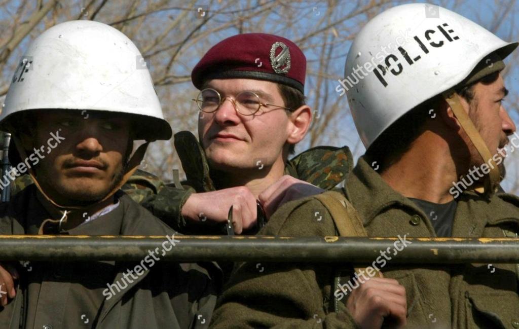 Soviet Helmet used by Afghan police Null-j11