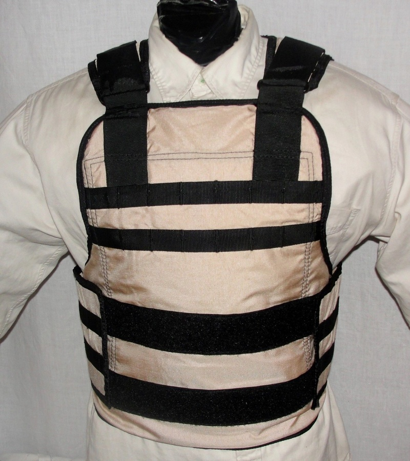 A possible source of Iraqi body armor S-l16010