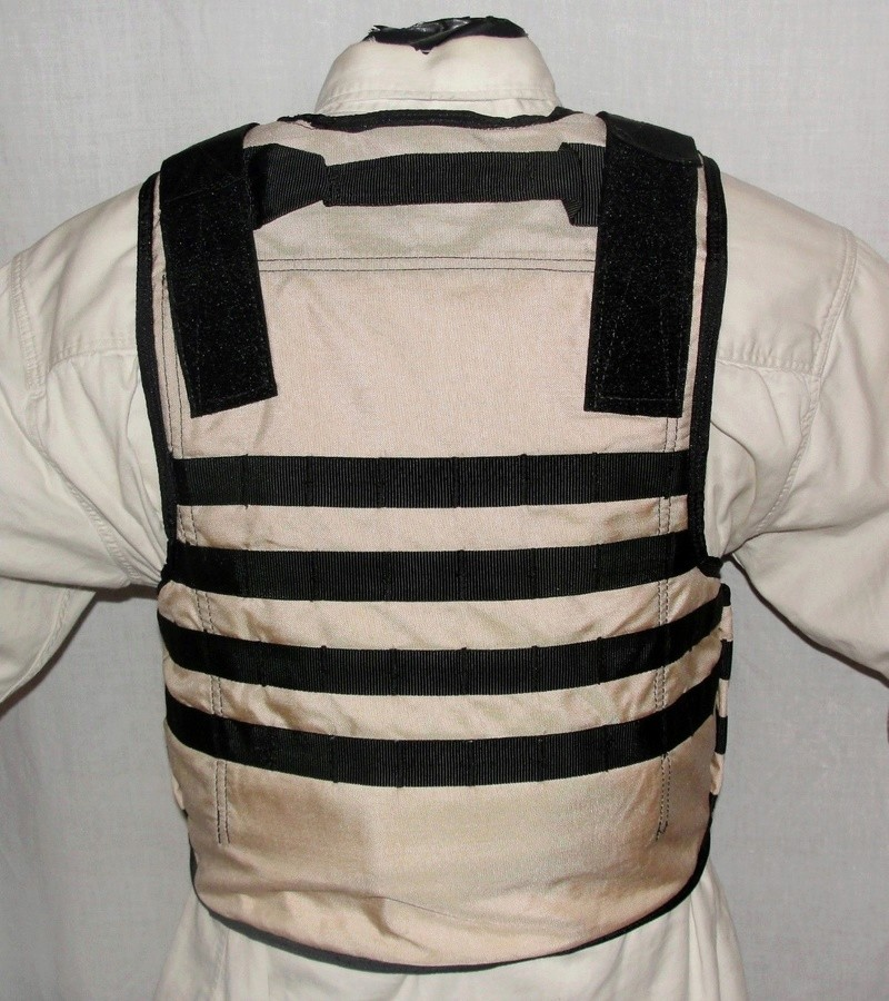 A possible source of Iraqi body armor S-l16011