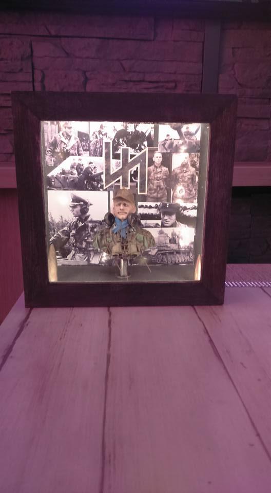 Officier SS Panzer  14925610