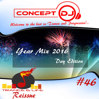 Trance is Life Reissue #46 [Year Mix 2016 Day Edition] (09.12.2016) 4610
