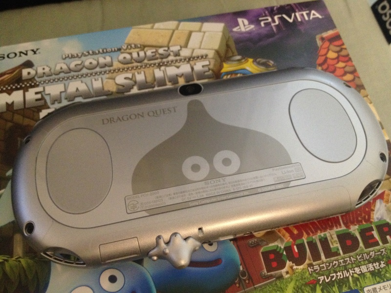 [VDS] Console PS Vita Dragon Quest Builders Img_0812