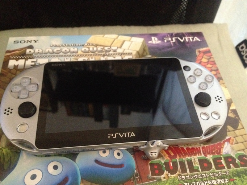 [VDS] Console PS Vita Dragon Quest Builders Img_0815