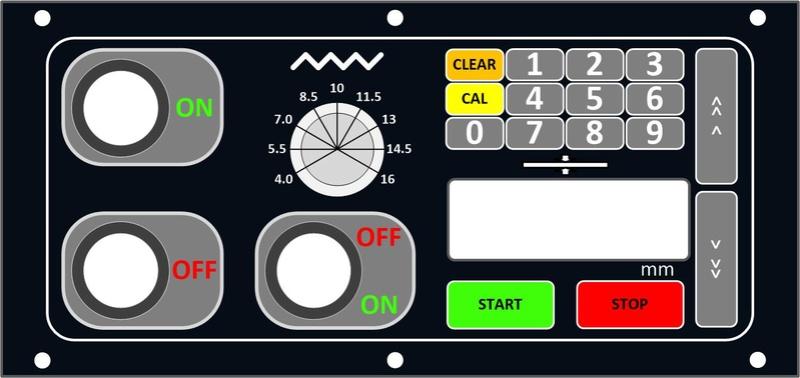 Motorisation de la table d'une R/B Hammer A3 31 - Page 3 Facade10