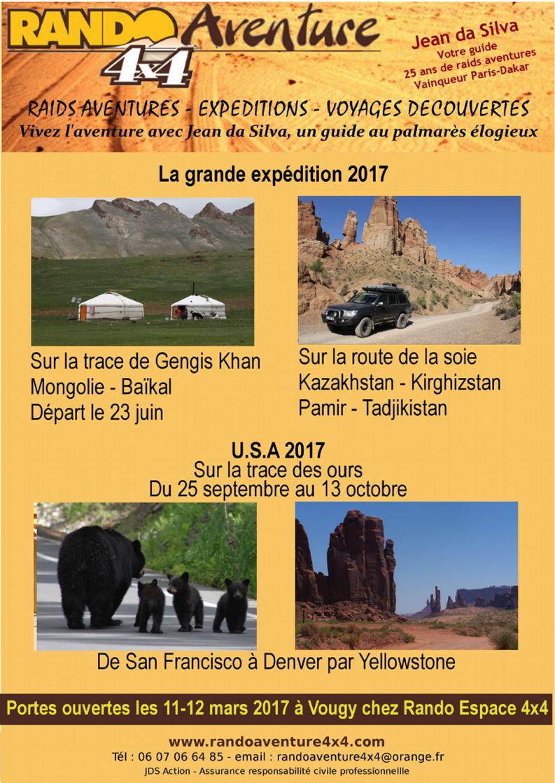 Les Grandes expéditions Rando Aventure 2017 Portes11