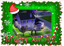 TS 4 Little XMAS House Unbena12