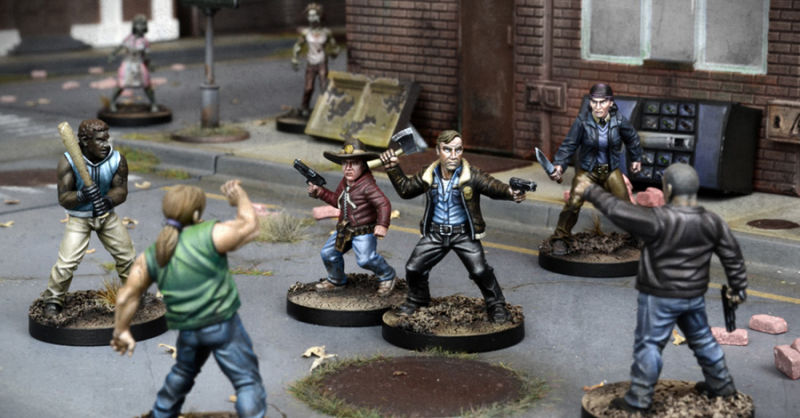 The Walking Dead All Out War Miniatures Gnbwsy10