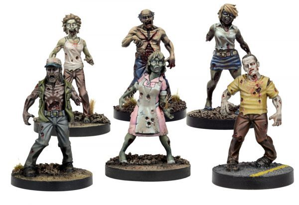 The Walking Dead All Out War Miniatures Walker10