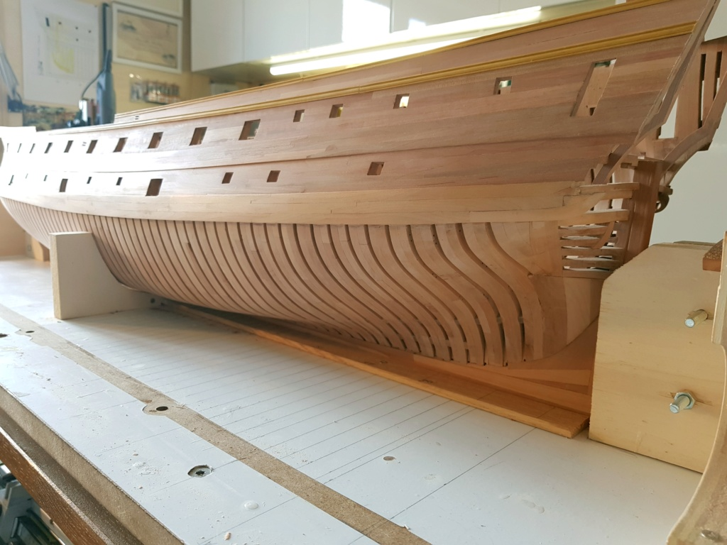 Le Boullongne  vascello compagnie delle indie 1:40 - Page 4 20190312