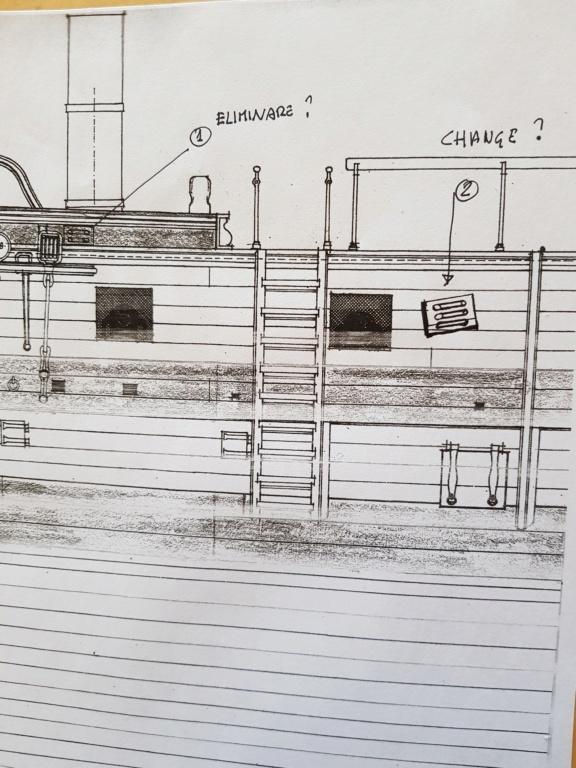 Le Boullongne  vascello compagnie delle indie 1:40 - Page 4 20190321
