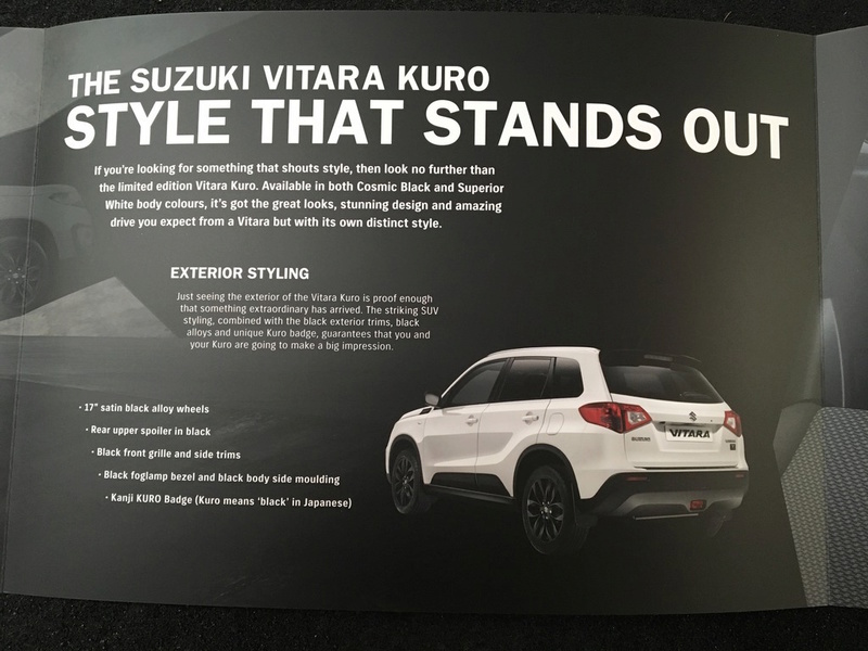 The New Suzuki Vitara Kuro  968b5110