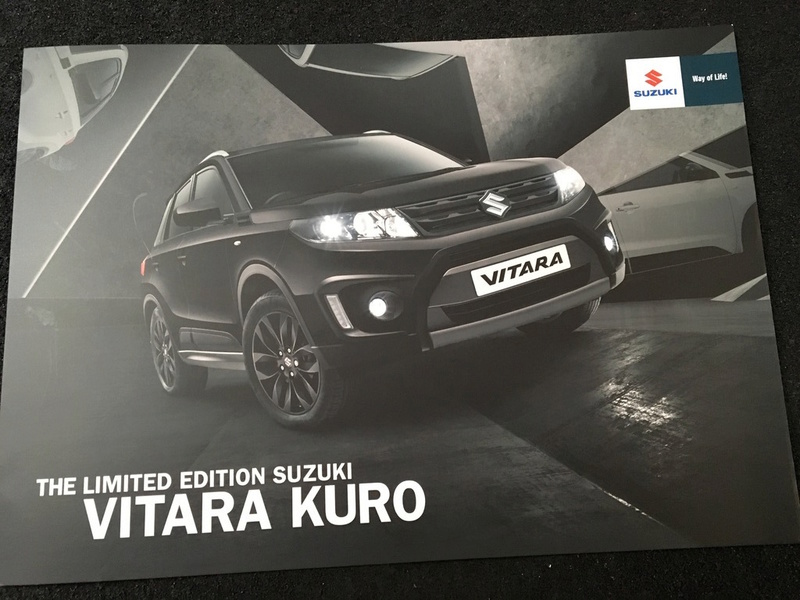 The New Suzuki Vitara Kuro  9c3fa210