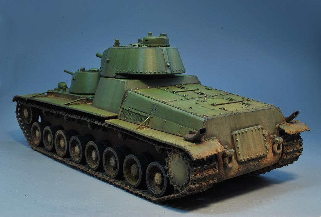 Т-100 Сталинский бронемонстр - Страница 3 Dsc_0031