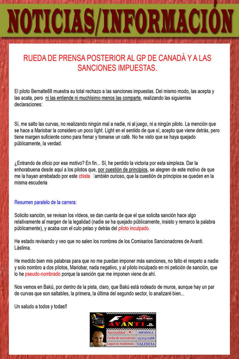 MAGAZINE F1 AVANTI. NÚMERO 9 (16/01/2017) 08_not13