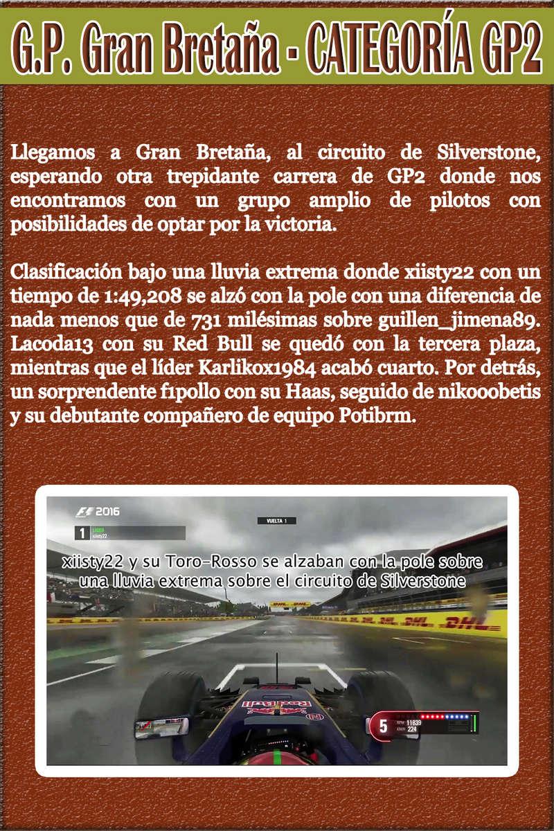 MAGAZINE F1 AVANTI. NÚMERO 12 (14/02/2017) 11_gp211