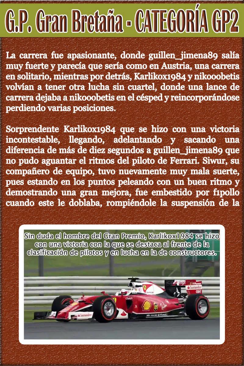 MAGAZINE F1 AVANTI. NÚMERO 12 (14/02/2017) 12_gp211