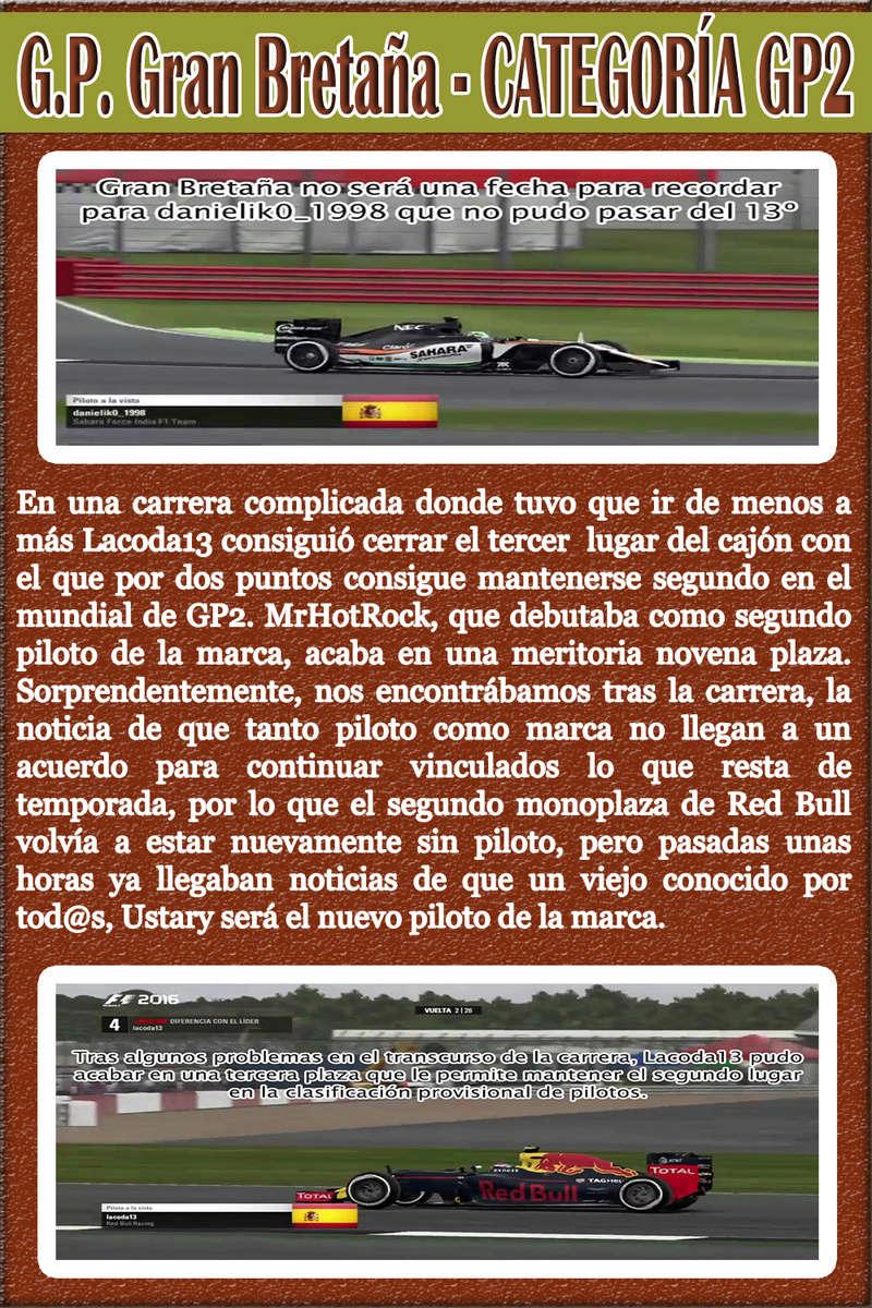 MAGAZINE F1 AVANTI. NÚMERO 12 (14/02/2017) 14_gp211
